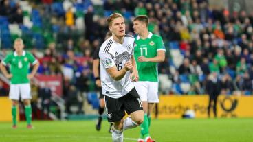 Fußball: EM-Qualifikation