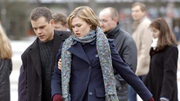 Die Bourne-Verschwörung