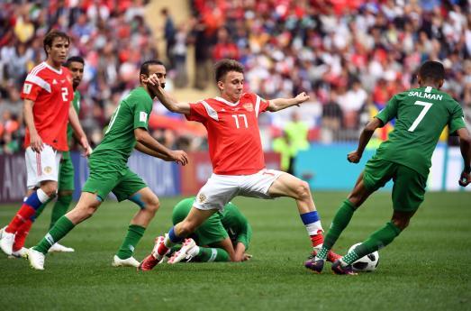 Fußball: Testspiel