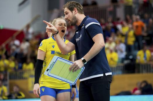 Volleyball: Bundesliga der Damen