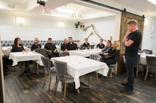 24 Stunden in Teufels Küche - Undercover mit Gordon Ramsay